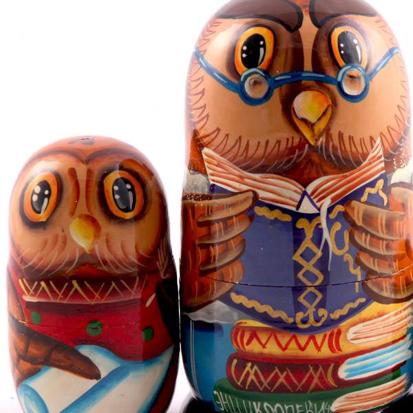 matryoshka owl