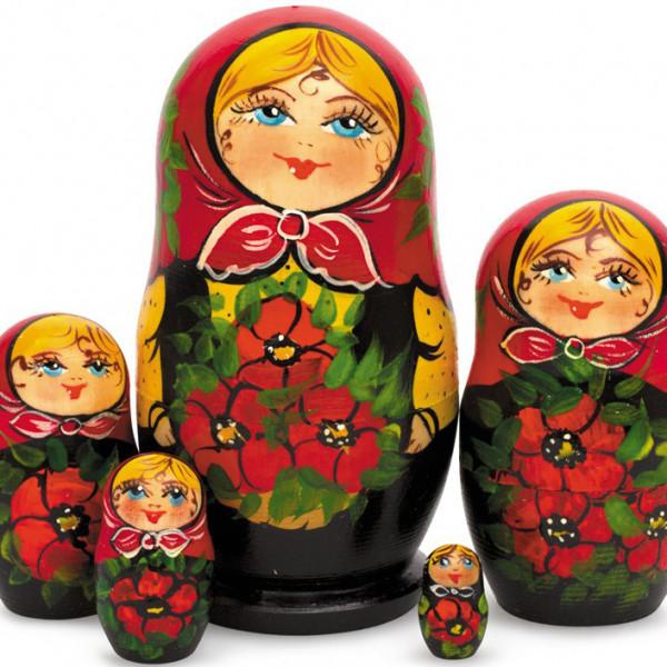 matryoshka dolls usa