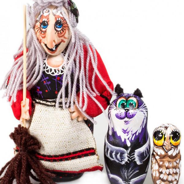 original matryoshka dolls
