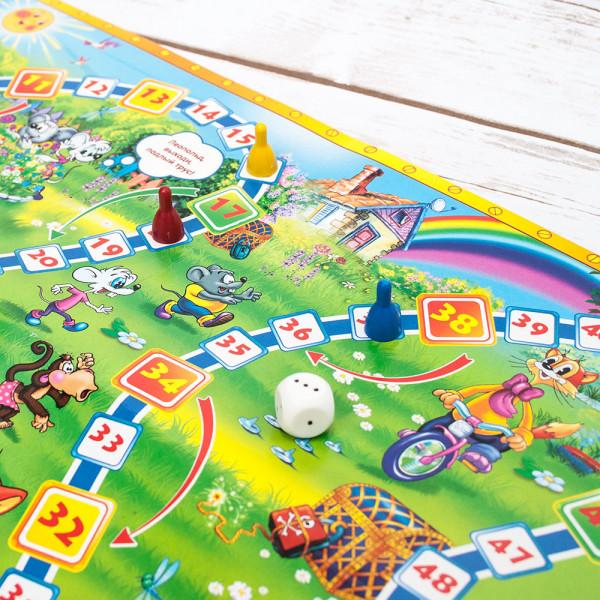 Детская настольная игра Леопольд