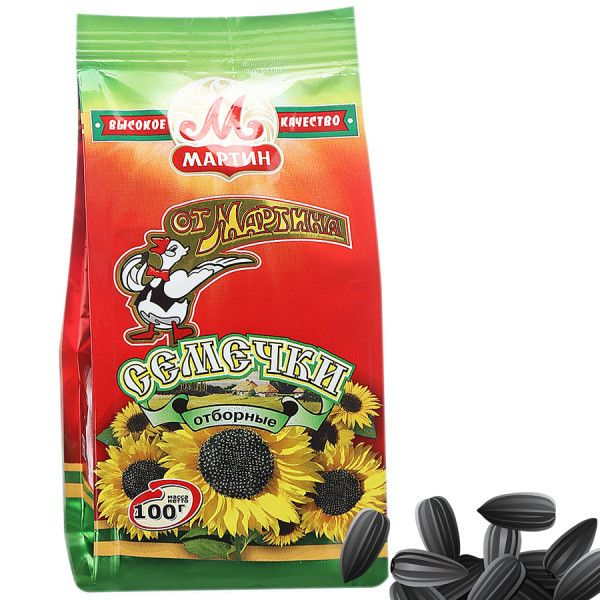 Semechki Sunflower Seeds