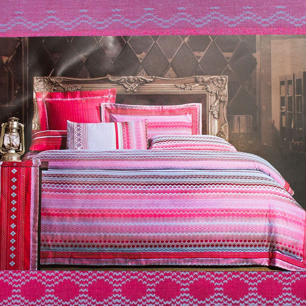 "Silk bedding set ""Venice"""