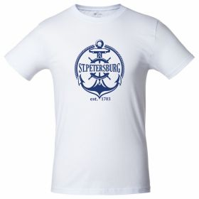 "T-shirt ""St.Petersburg"" one-sided"