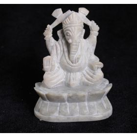 Ganesha statue from the Stone