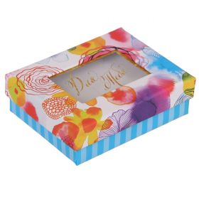 "Gift box for a set of ""For You"", 7 x 9 x 2.8 cm"