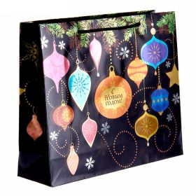 "Gift bag ""New Year"""