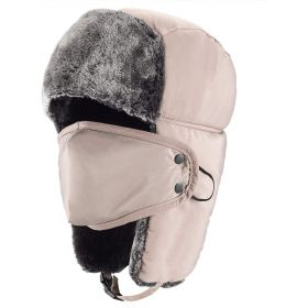 Winter Hat for Men and Women, Ushanka Hat with Ear Flaps Windproof Warm Hat