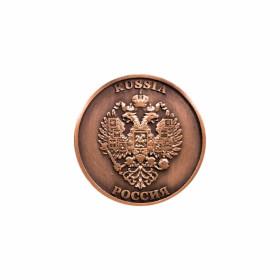 """Talisman Coin souvenir """"Two Eagles"""" - Lucky Coins"""