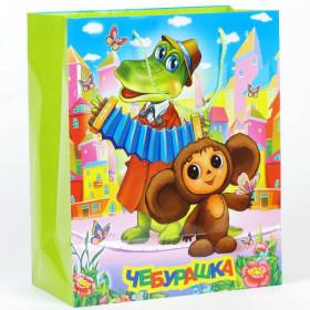 Детский подарочный пакет - Чебурашка | 17