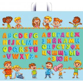 Cyrillic Alphabet Package
