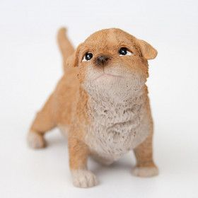 "Figurine ""Dog"" in gift box"