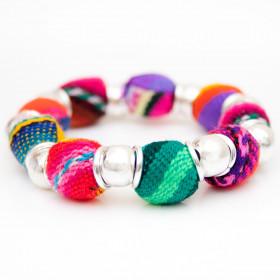 "Amulet bracelet ""Peru"""