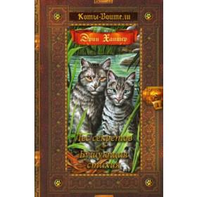 Книга Хантер. Коты-воители. Золотая коллекция. Лес Хантер Эрин