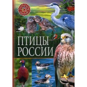 Книга ПДЭ. Птицы России Ред. Скиба Т.В.