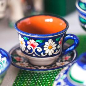 Чайная пара - Риштан