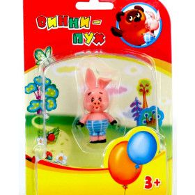 Piglet - the little figure | Russian toys