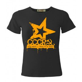 Футболкa CCCР born there... / USSR t-shirt
