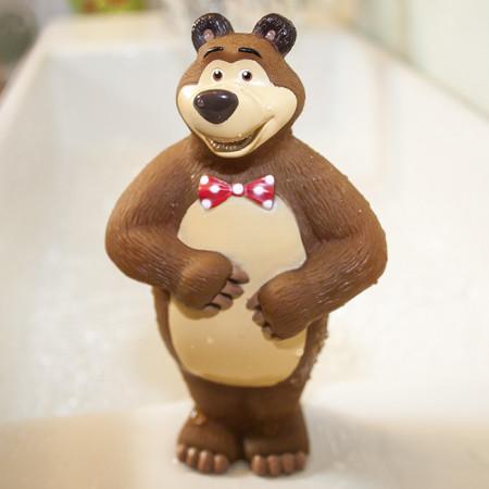 Bath toys the Bear