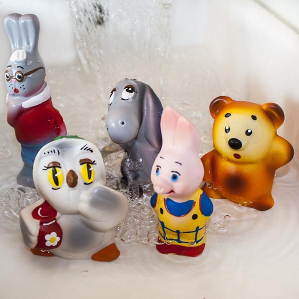 Винни и его друзья - набор для ванны