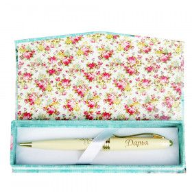 """Ручка в подарочной коробке """"Дарья"""""""